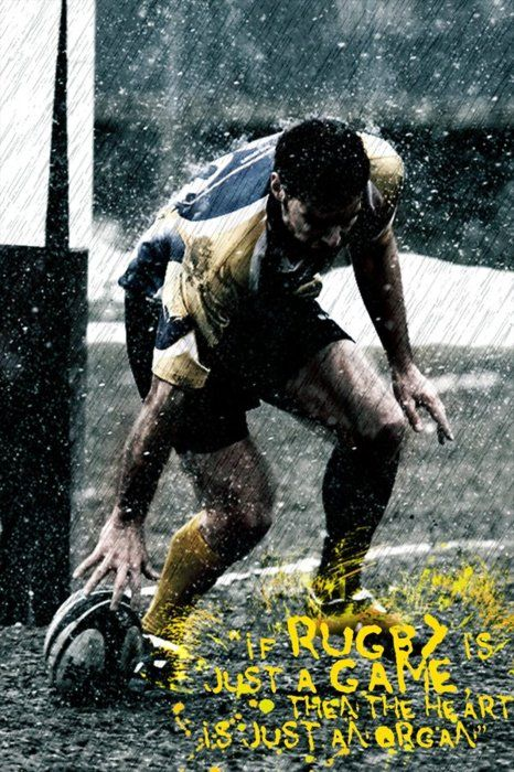 We love rugby! #Rugby  www.findaballer.com