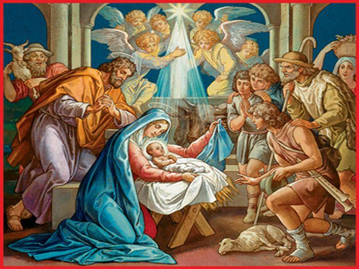 Fondos De Navidad Nacimientos - Wallpaper Hd Para Bajar Gratis 3 HD Wallpapers