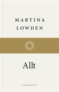 På ett pansarskepp i guld, med en pistol riktad mot stjärnorna, bärgar Martina Lowden det nya millenniets spleen för framtiden. Hennes debut Allt [2006] är ett moderskepp för metallhjärtan, rödvinshjärtan, dandyhjärtan och lejonhjärtan, för bortsprungna katter, anapester och herdinnor. »M« glömmer bara vad hon själv vill glömma. Hon för dagbok, listar och sorterar; saker hon läst, drömt, stickat, shoppat. Hon klipper antika fragment och nätbloggar, blandar samtidslyrik med löpsedlar, riktar…
