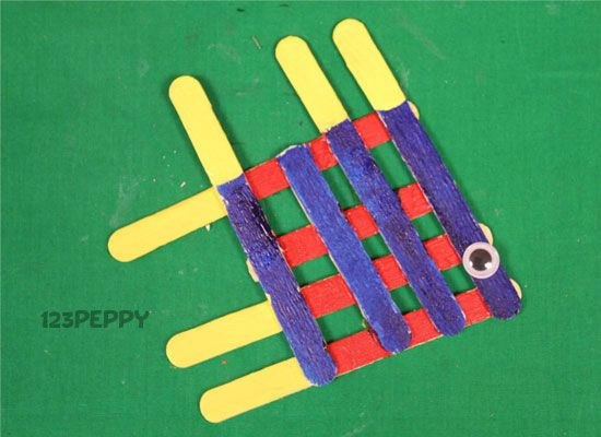 17 Best Images About Fun Fish Crafts For Kids On Pinterest