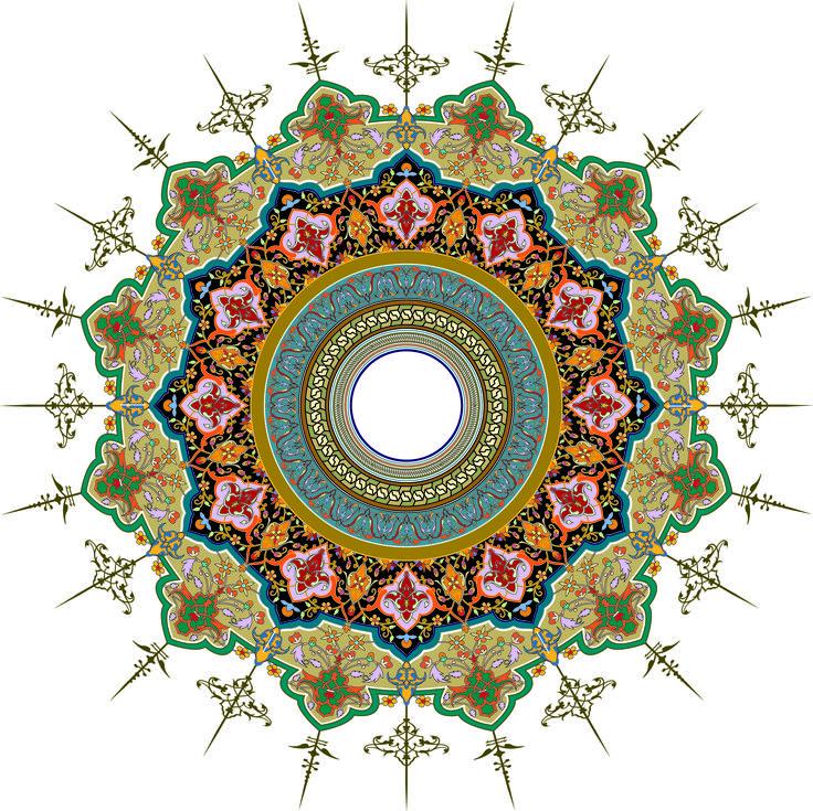 41-Floral Pattern (Khatai)