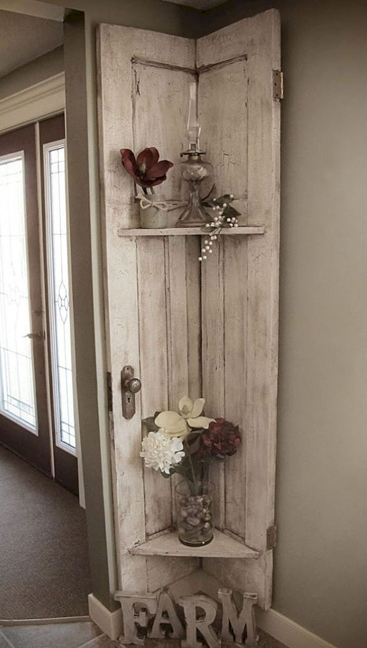 Diy rustic home decor ideas on a budget (10) #HomemadeHomeDecor