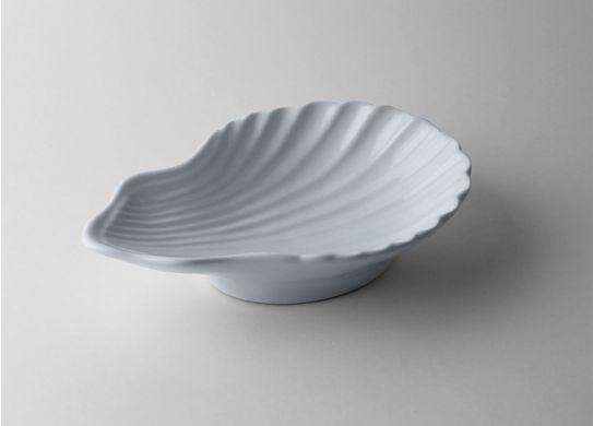 jabonera concha porcelana  baño aseo lavabo clásico rústico
