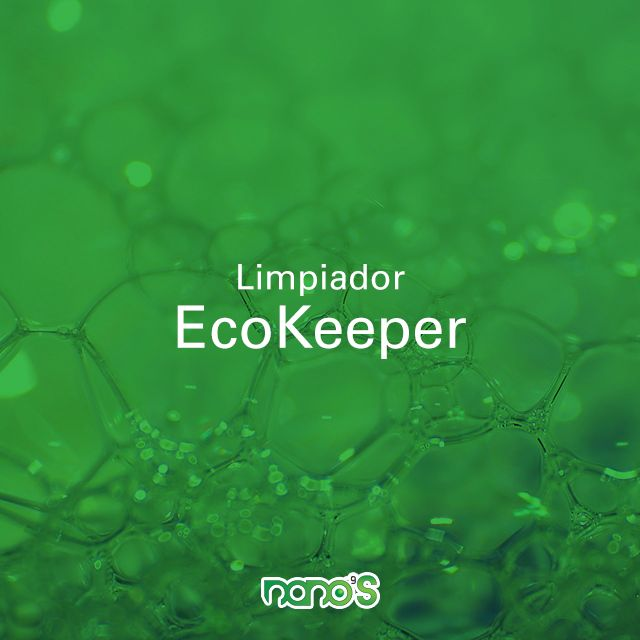 ¿No quieres perder la protección de Nanos en tus superficies? Eco Keeper ha sido diseñado para la limpieza, mantenimiento y servicio diario de toda superficie mineral ya protegida por un producto.
