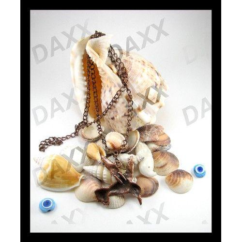 Daxx, eskitme bakır kaplama vintage görünümlü ürünü, özellikleri ve en uygun fiyatların11.com'da! Daxx, eskitme bakır kaplama vintage görünümlü, taşsız kolye kategorisinde! 51434982