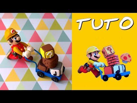 TUTO FIMO   Super Mario Maker - YouTube - winh8