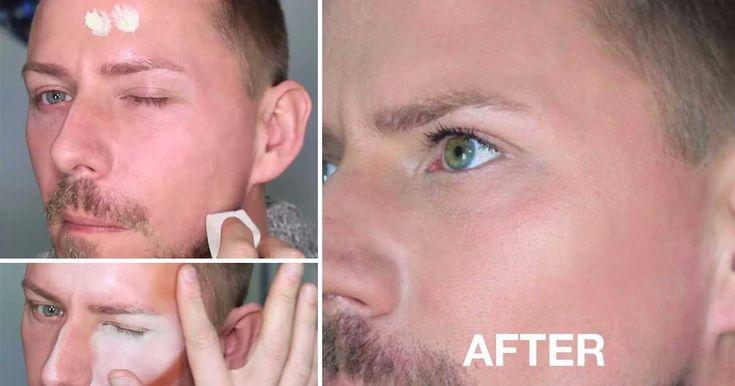 Makeup artist Wayne Goss spills his latest secret to flawless skin.