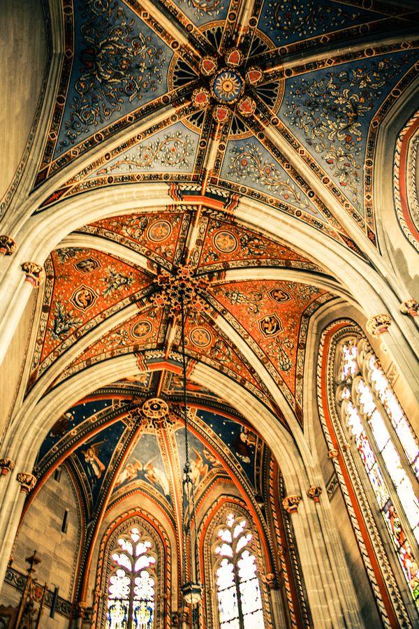 Cathedral, Geneva, Switzerland *