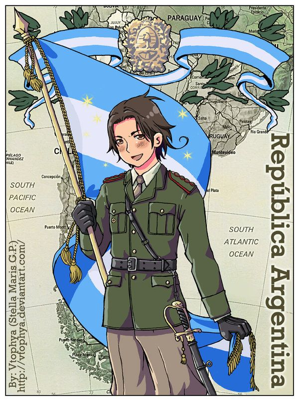 APH-Argentina- by vtophya