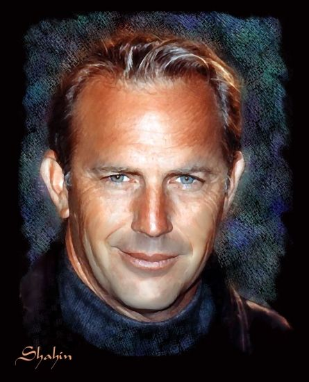 """Kevin Costner: (Those eyes capture me)  Favorite movies: For Love of the Game, The Guardian"""" and Bull Durham"""