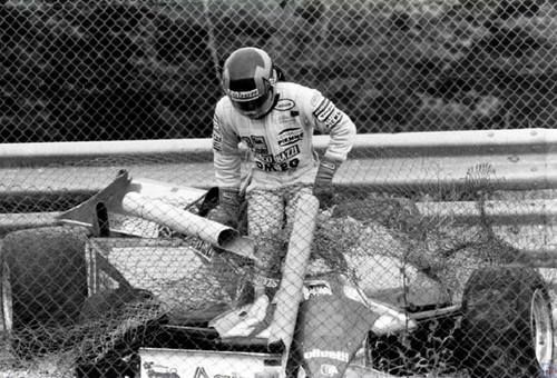 Gilles Villeneuve, Ferrari 126CK, 1981 French Grand Prix, Dijon-Prénois