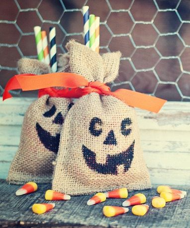 Treat and Favor Bags