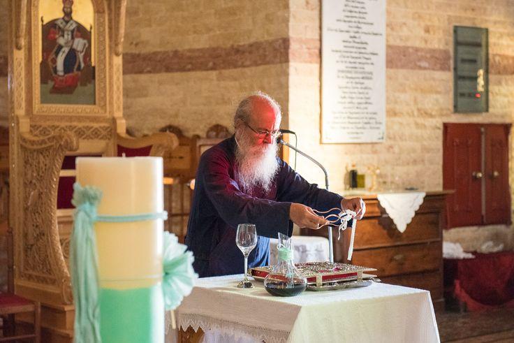 TARSANAS WEDDING PARTY-SYROS orthodox wedding candle decoration | lafete