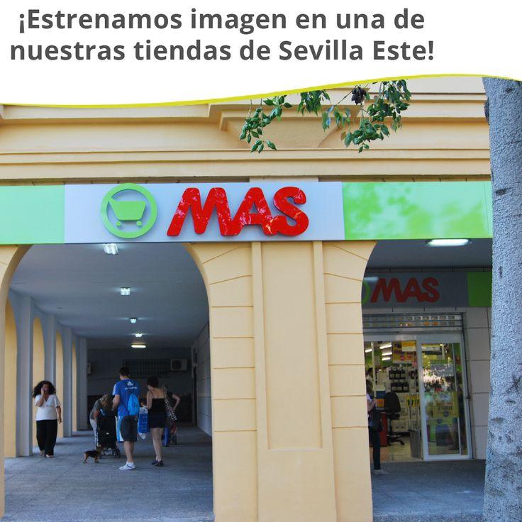 17 best images about supermercado mas on pinterest - Pisos nuevos en sevilla este ...