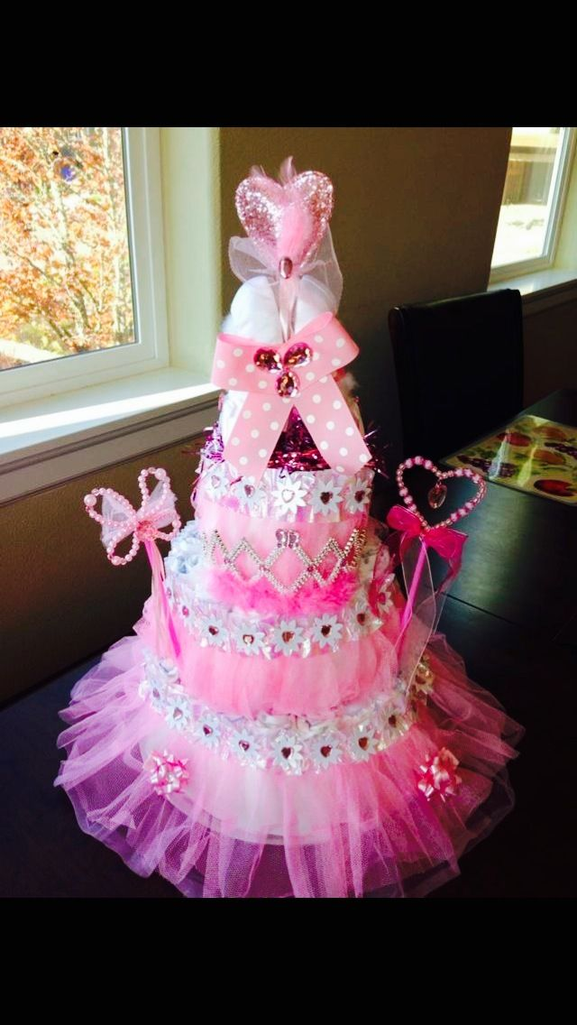 princess diaper cake 37 best my cakes images on baby 6809