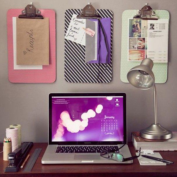 home office (Foto: Reprodução/Pinterest)