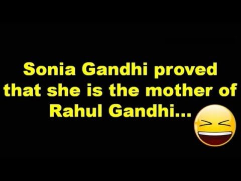 Funny Sonia Gandhi Trolls { Must Watch } !! Indian Viral Videos