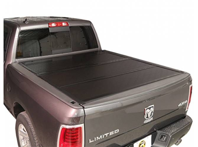 Bizon Hard Fold Tonneau Cover