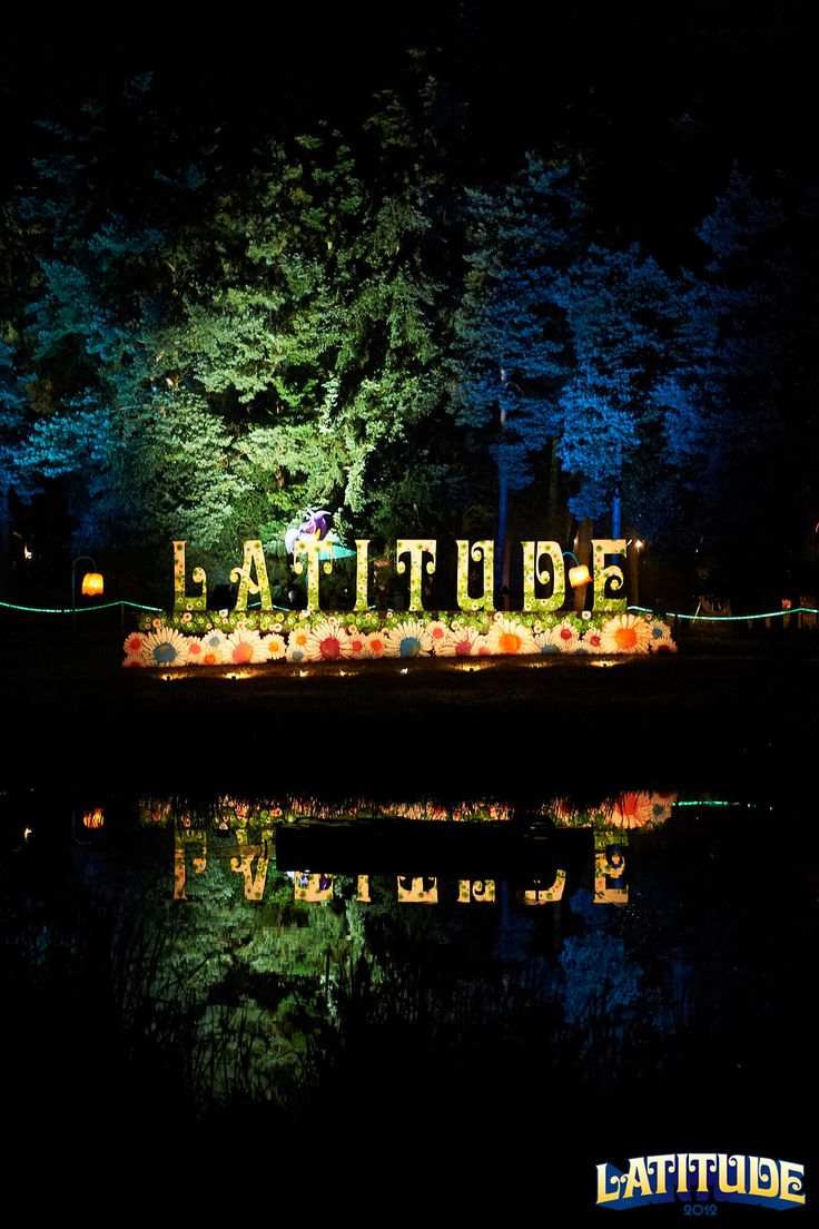 Latitude festival. A must do this year with my husband... ( kids too but they will be off with their chums I expect)