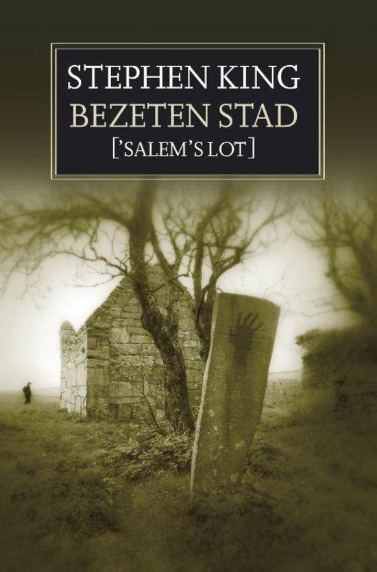 Nog altijd een van de meest angstaanjagende horror boeken ooit en het beste boek over vampieren: Bezeten Stad van Stephen King