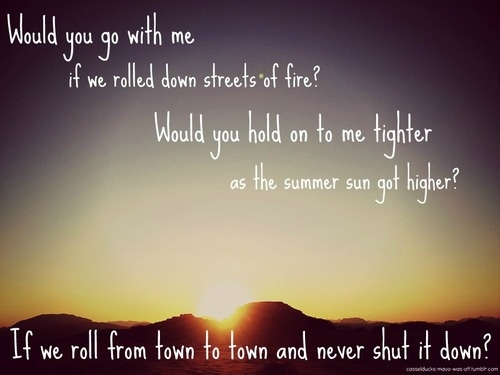 Would You Go With Me ~ Josh Turner