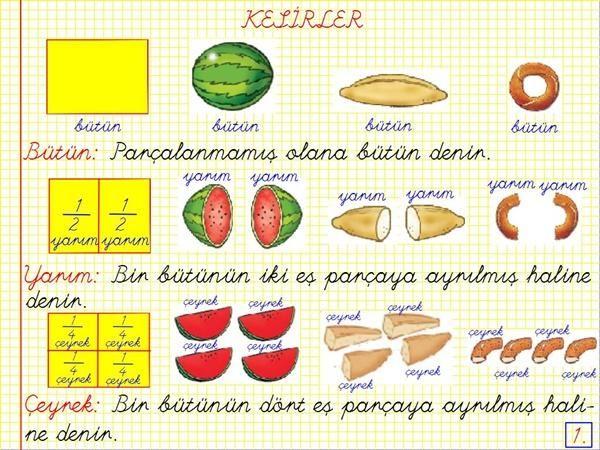 2. Sınıf Matematik - İlkokul Dökümanları
