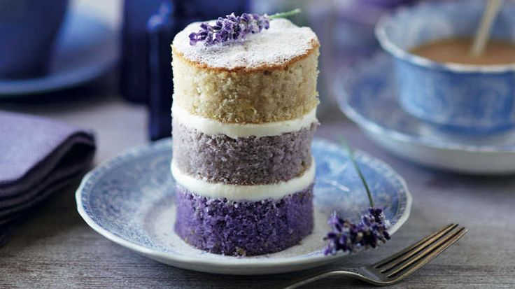 Baking with flowers: it's not just for pansies you know | Homemade