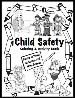 Keeping kids safe / free download (fire, gun, safety, strangers, internet). And I like that she recommends a few picture books as well. Great resource.