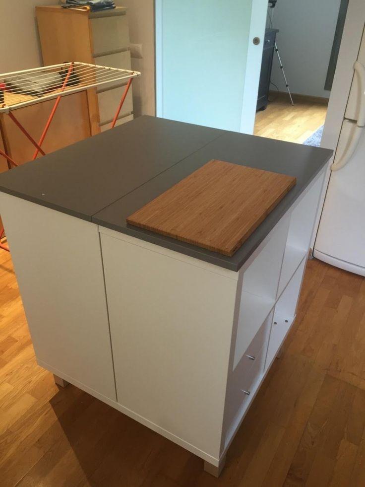 Ilot central pour petite cuisine amnager une petite - Ilot dans petite cuisine ...