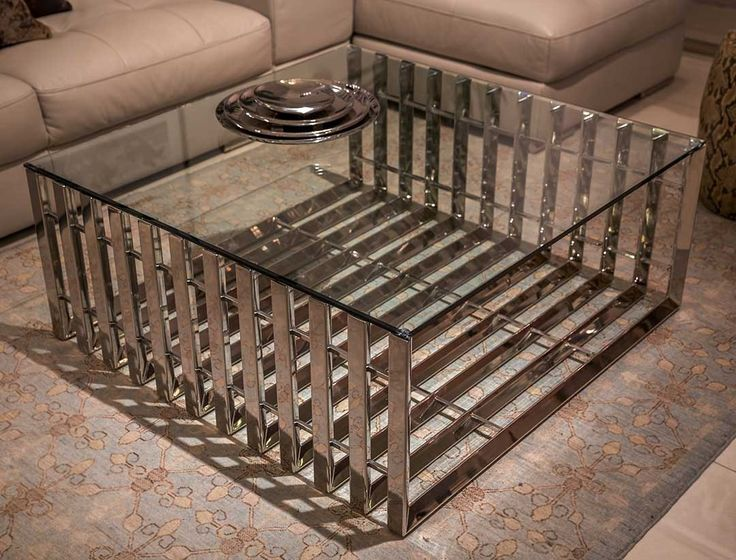 Material: Stainless steel and 12mm Tempered Glass