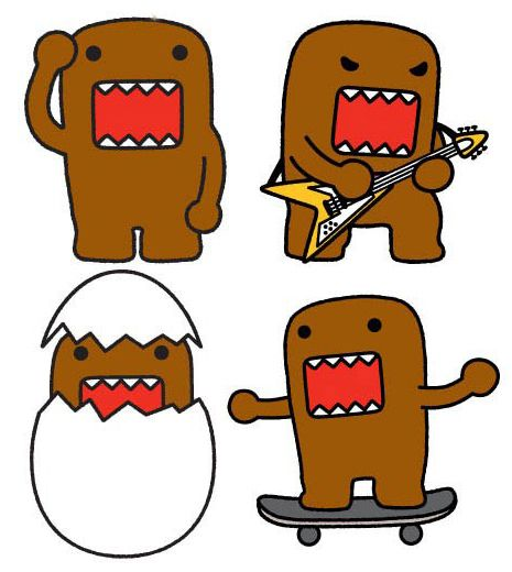 hehe the egg domo <3