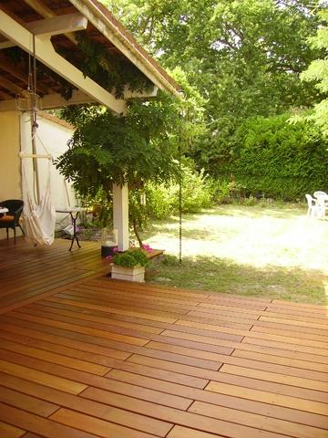 Cabanes et pilotis terrasse bois looking great pinterest - Foto terrasse bois ...