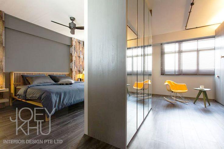 新加坡現代混搭風公寓 - DECOmyplace