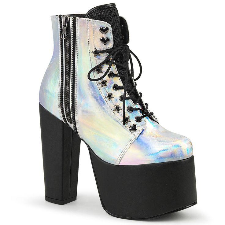 DEMONIA shoes - size 10