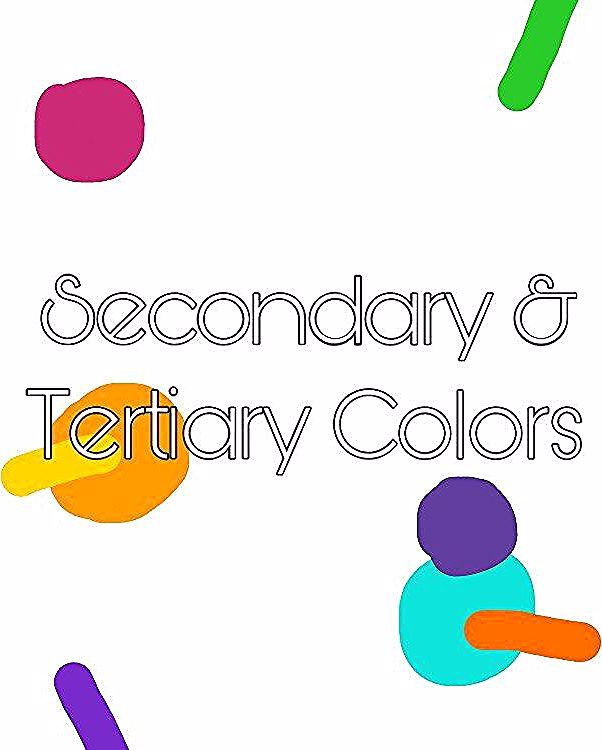 اليوم حتكلم عن الألوان الثانوية والبعد ثانوية وايش هي الألوان الباردة والألوان الدافئة Secondary Colors الأ Color Tertiary Color Home Decor Decals