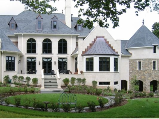 french country garden landscape design central new jersey home and garden design ideas - Garden Homes Nj