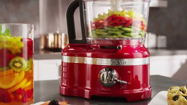 Food Processor Artisan by KITCHEN AID #kitchen #cucina #aiutoincucina #elettrodomestici #recipes #ricette #chef