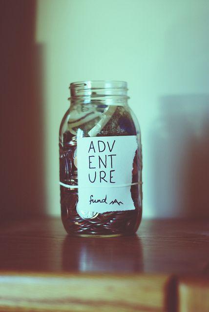 Adventure fund :)