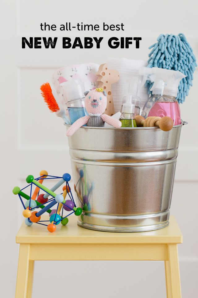 1797 best great gifts images on pinterest gift ideas family such a cute idea for a new baby gift full of things parents actually use negle Images