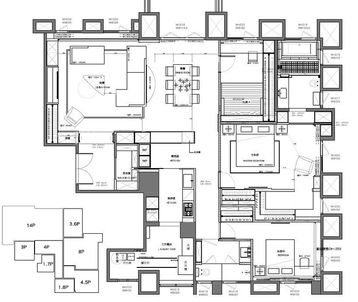 L Shaped Single Storey Homes Interior Design I J C Mobile: 47 Best Small Apartment Plans Images On Pinterest