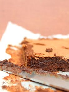 brownies inspiration Valrhona