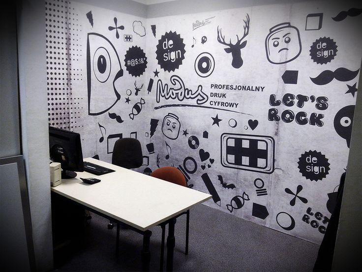 Drukujemy tapety i fototapety! Zapraszamy do naszej firmy na ulicę Lwowską 38B we Wrocławiu. http://modus-druk.pl