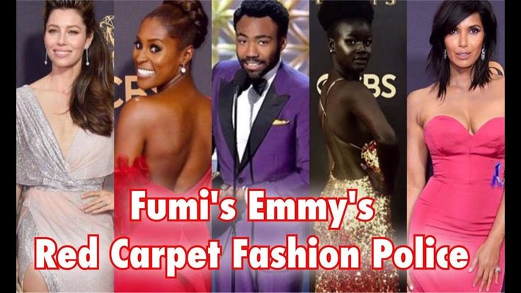 FUMI'S FASHION POLICE - EMMY'S 2017 BEST DRESSED RED CARPET REVIEW - https://www.fashionhowtip.com/post/fumis-fashion-police-emmys-2017-best-dressed-red-carpet-review/