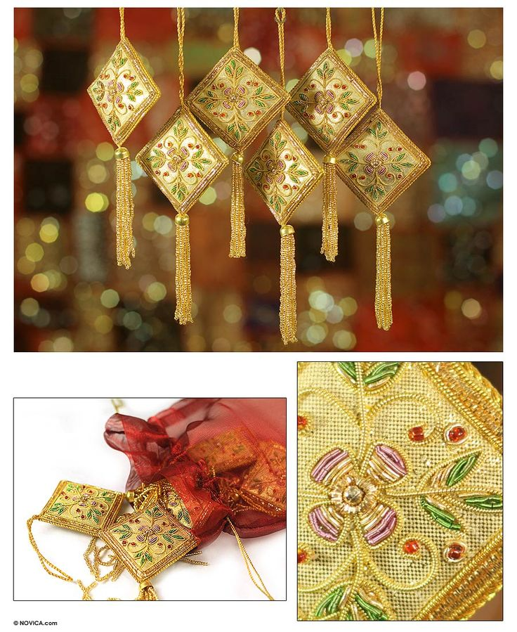 Indian Christmas Decorations Uk
