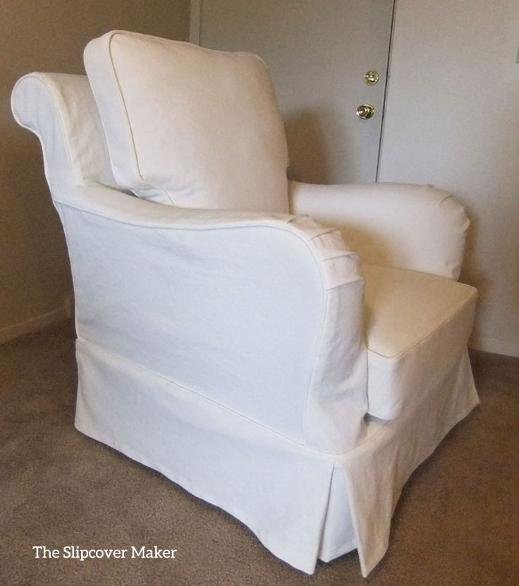 9 Best Images About Peggy S White Denim Slipcover On