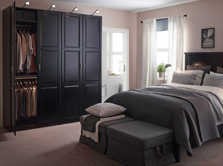 Ikea Bedroom Furniture Wardrobes With Good Amazing Schreiber