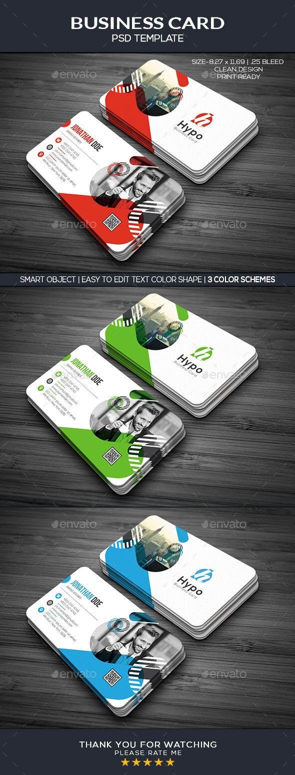 Business Card Template In 2020 Business Card Template Card Template Cool Business Cards