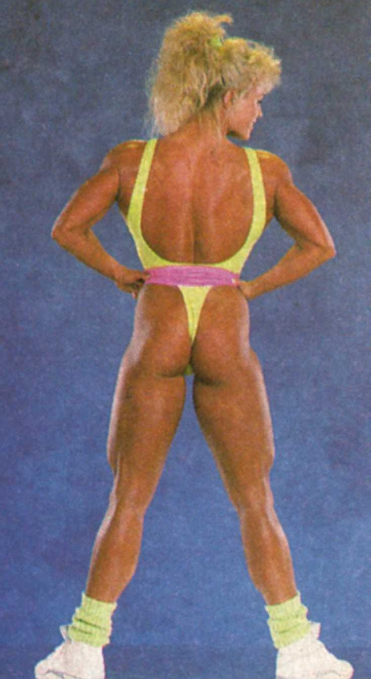 Tonya Knight | Retro Bodybuilding | Pinterest | Female