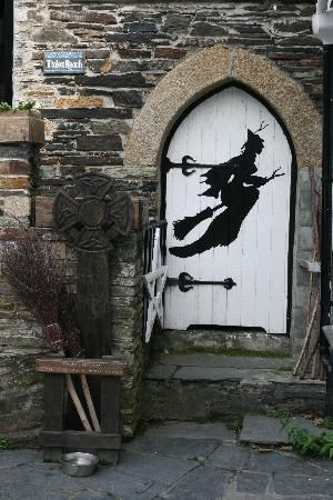 Museum of Witchcraft, Boscastle. North Cornwall. #coastdaleparks