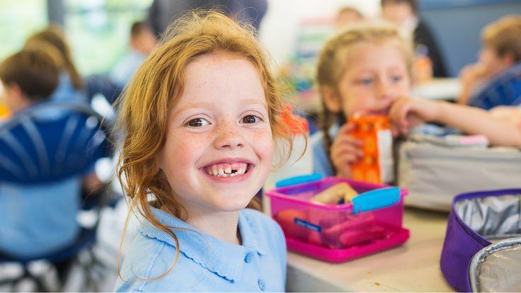 Matpakken - slik kan barna lage den selv